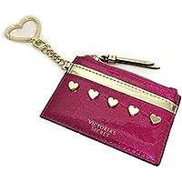 (ヴィクトリアシークレット )Victoria's Secret Glam Pop Heart レディース コイン カード ケース ポーチ 財布 小銭入れ カード ケース Coin purse Card Case in...
