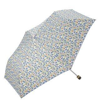 w.p.c ワールドパーティー フラワーベッドmini コンパクト折りたたみ傘 (雨傘 日傘 晴雨兼用) 419-145 オフ(Off) F