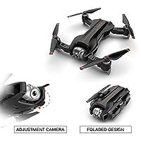 4K / 1080P HDデュアルカメラのWiFi FPV調整可能広角RCヘリコプターQuadrocopter子供のおもちゃとS5折り畳み式ドローン,4K