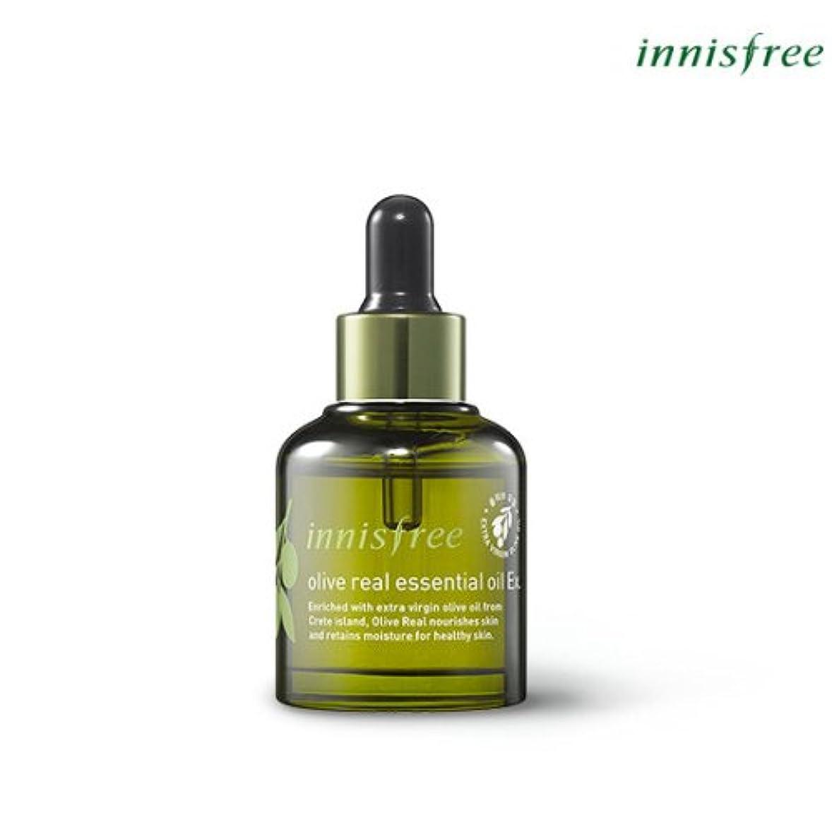 勤勉な外交鎮痛剤[INNISFREE]イニスフリーオリーブリアルエッセンシャルオイルEx.30ml olive real essential oil Ex.30ml [並行輸入品]