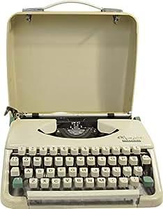 アンティークタイプライター(ドイツ製 Olympia Splendid 33 1967)