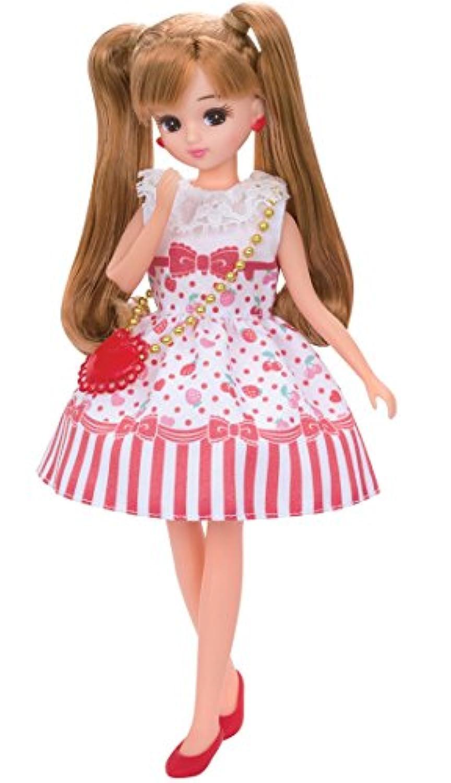 リカちゃん ドレス LW-03 チェリーベリー