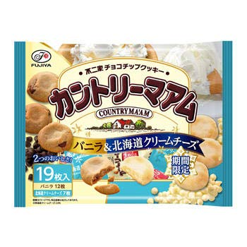 カントリーマアム(バニラ&北海道クリームチーズ)の通販