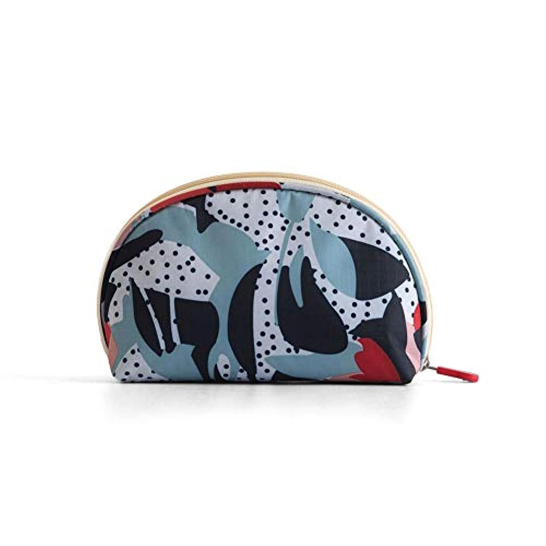 女の子旅客改修するKARRESLY 化粧ポーチ 持ち運びに便利 軽量 防水 メイクボックス 機能的 コスメポーチ 小さめ コンパクト 小物入れ 旅行 トラベル お花見 ホワイト