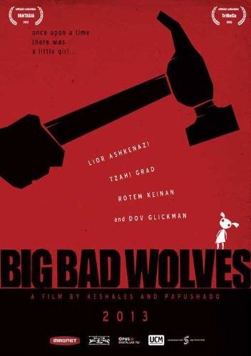 Big Bad Wolves ( 2014?) 11?x 17映画ポスタースタイルA