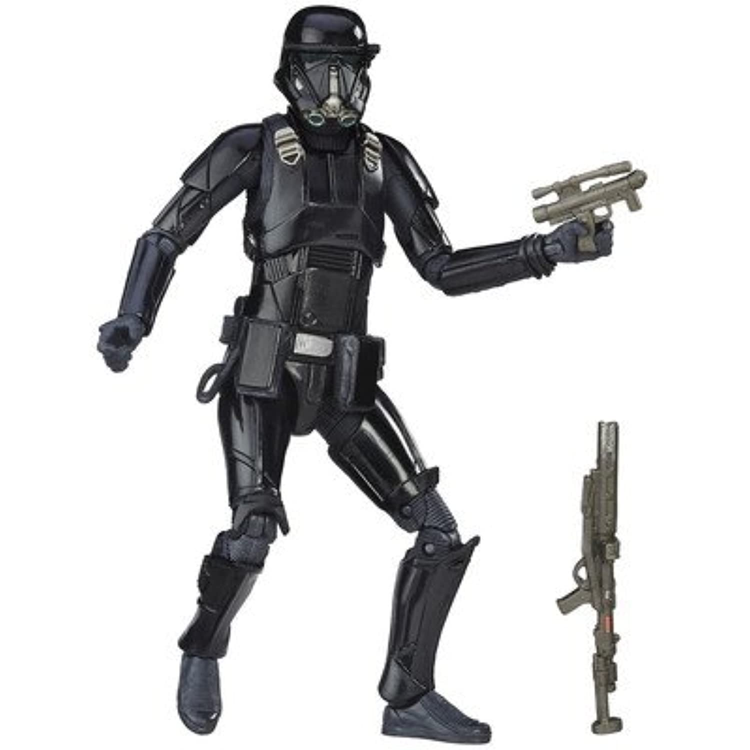 Star Wars(スターウォーズ) Star Wars Rogue One Imperial Death Trooper The Black Series Action Figure おもちゃ One Size【並行輸入】