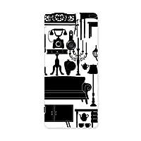 igcase Xperia XZ3 SOV39 専用ハードケース スマホカバー カバー ケース pc ハードケース おしゃれ レトロ 013994