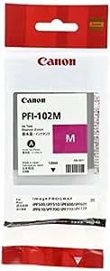 Canon 純正インクタンク マゼンタ PFI-102M