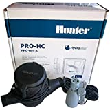 Hunter Hydrawise 6 Zone Pro-HC WiFi Irrigation Outdoor Controller,Rain & FlowSensor