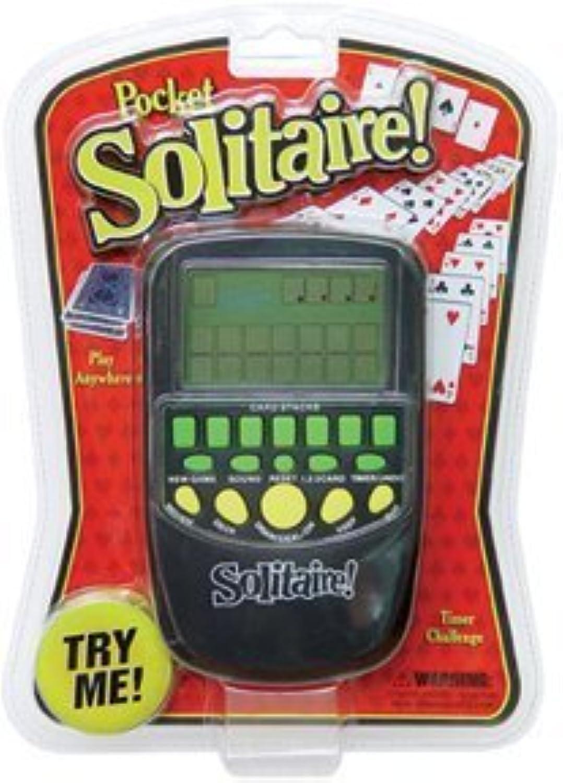 Pocket Solitaire Game [並行輸入品]