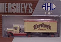 Hartoy H01040 Hershey S Chocolate And Cocoa Drop Side Truck 1 64 By