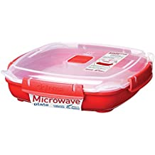Klip It Medium Microwave Plate