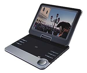 15.6型フルセグ(地デジ) ワンセグTV搭載 ポータブルDVDプレーヤー マルチプレーヤ AC・DC・バッテリーの3電源対応 DVD、DVD-R/-RW(CPRM/VRモード含む)、CD、CD-R/-RW、MP3、WMA、AVI、JPEG、SD、SDHC、USB 高精細TFT液晶搭載(解像度:1,366×768)
