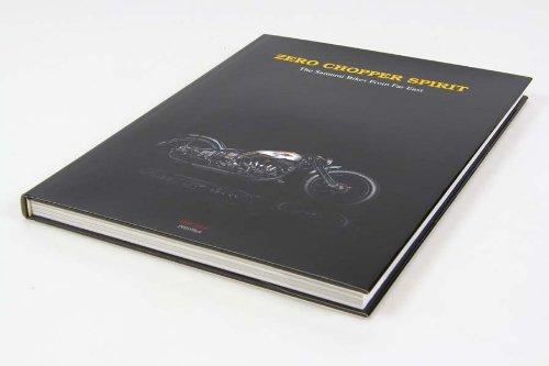 ゼロエンジニアリング(ZERO ENGINEERING) 写真集 ZERO CHOPPER SPIRIT[ゼロチョッパースピリット] 英語版 ENGLISH Z06001A