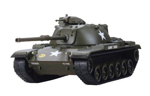 タミヤ 1/48 走るミニタンクシリーズ No.01 アメリカ陸軍 戦車 M60 スーパーパットン 塗装済み完成モデル 30101
