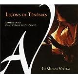 ルソン・ド・テネブル - イタリア1600年代の聖土曜日 - (Lecons De Tenebres - Samedi Saint Dans L'Italie Du Seicento / In Musica Veritas) [輸入盤] 画像
