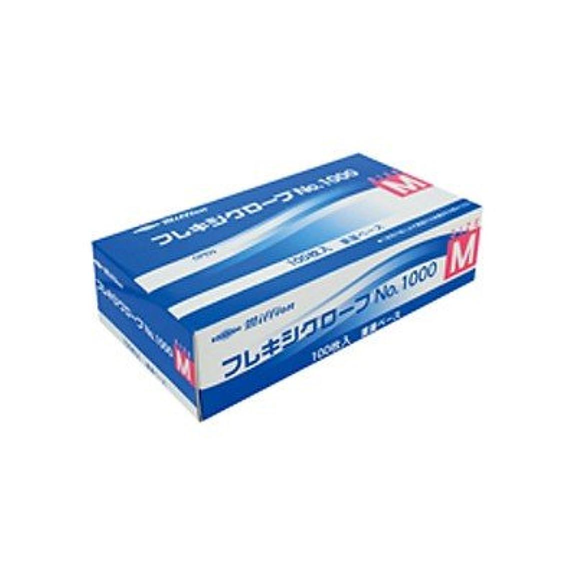 不名誉な株式会社三角ミリオン プラスチック手袋 粉付No.1000 M 品番:LH-1000-M 注文番号:62741545 メーカー:共和