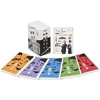 横山やすしvs(と)西川きよし [モーレツ漫才コンビの全記憶] 5巻7枚組BOX
