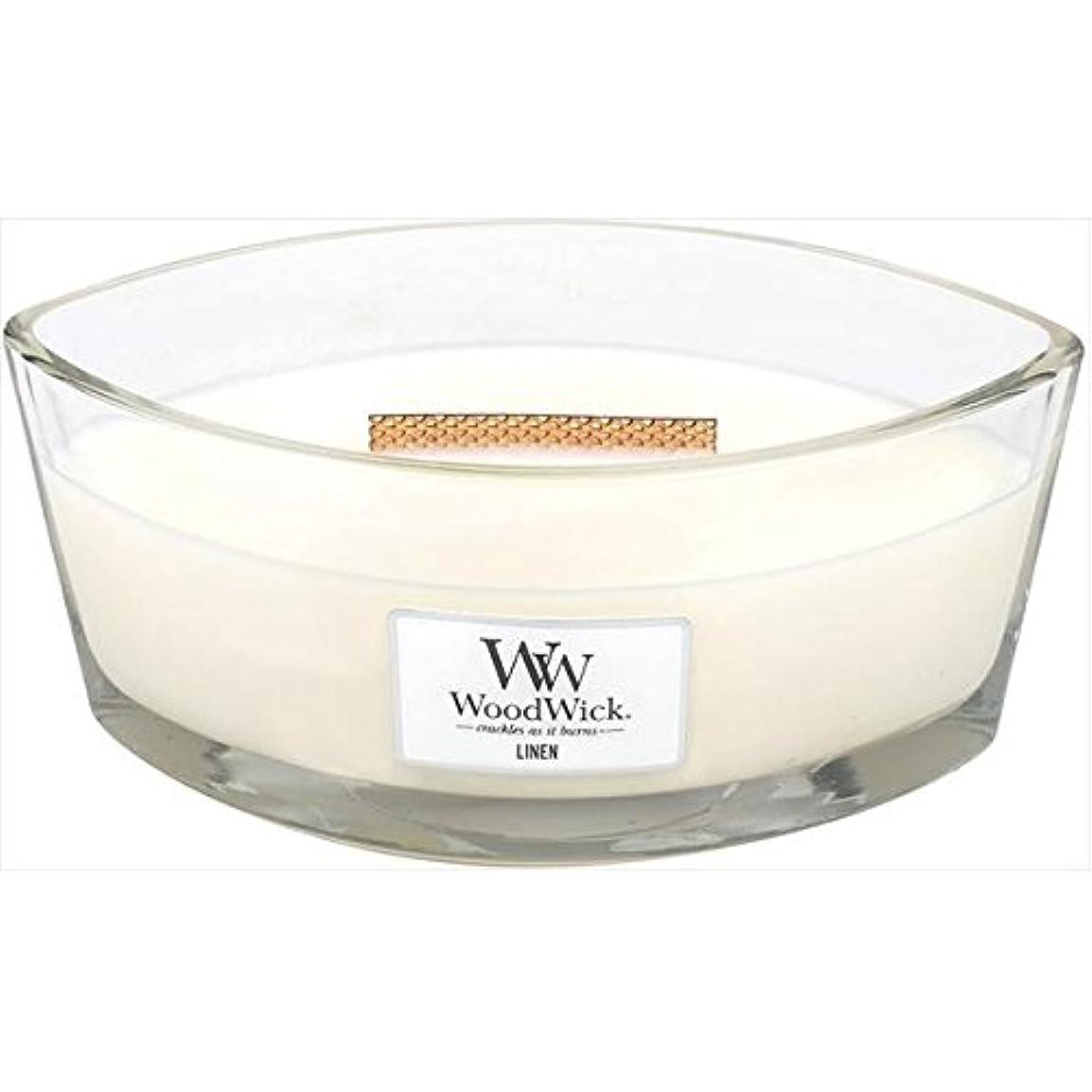 求人時間厳守計画的Wood Wick(ウッドウィック):ハースウィックL リネン WW940053012