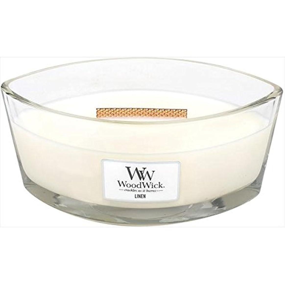 オリエンタル広まった食べるWood Wick(ウッドウィック):ハースウィックL リネン WW940053012