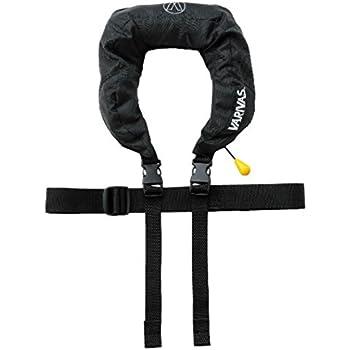 モーリス(MORRIS) ライフジャケット バリバス ショート フリー ブラックXホワイト VAL-13