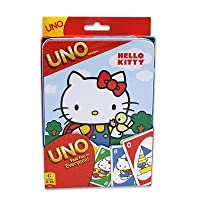 Cardinal Industries Hello Kitty UNO Card Game Tin by Cardinal Industries