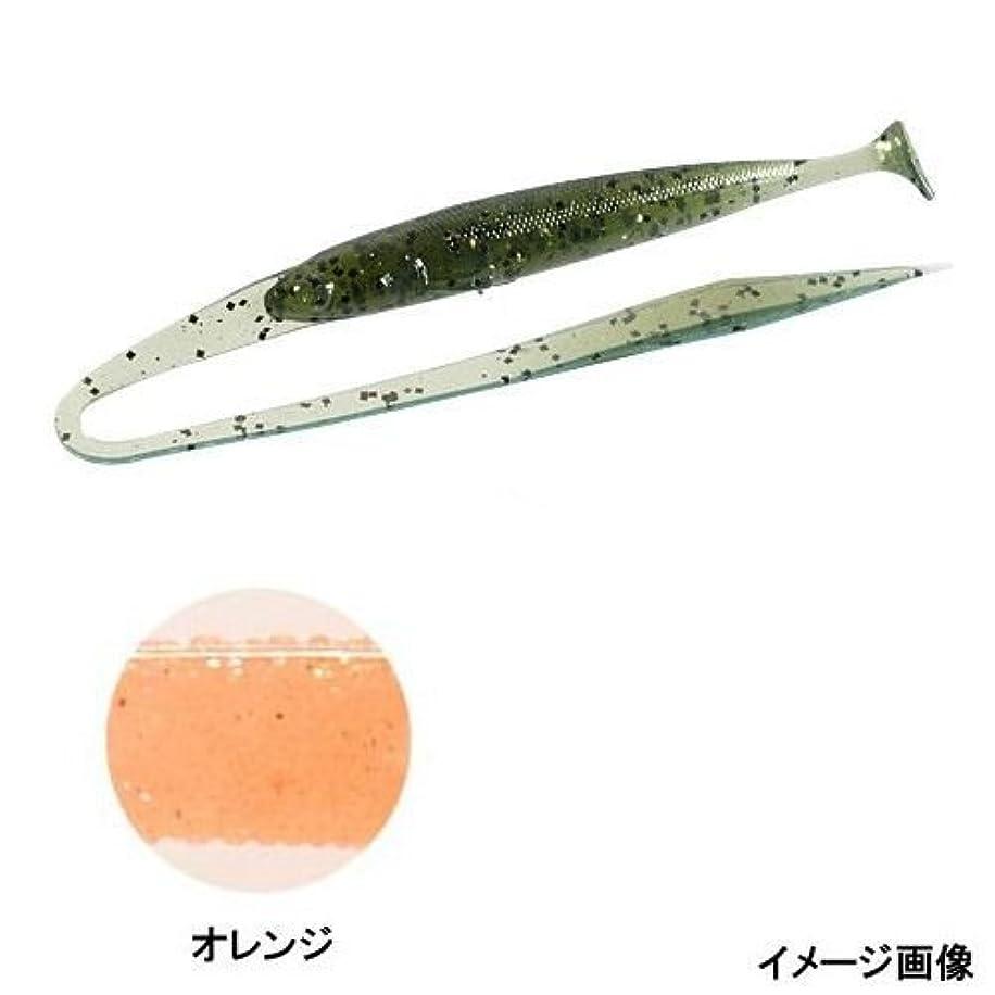 謙虚な円形認可シマノ 炎月 集魚ネクタイ 鰯シャッド EW-003N オレンジ 01T