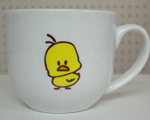 チキンラーメン 旧 ひよこちゃん 陶器製 マグカップ 2個