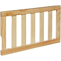 Dream On Me Universal Convertible Crib Toddler Guard Rail, Natural by Dream On Me
