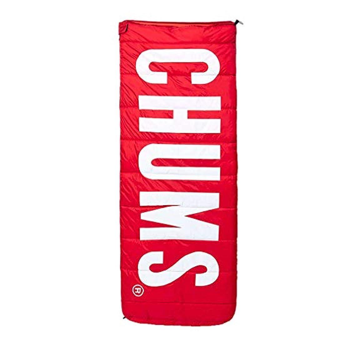 フィード厳自体CHUMS チャムス チャムスロゴスリーピングバッグ