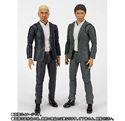 S.H.Figuarts 松本人志&浜田雅功セット