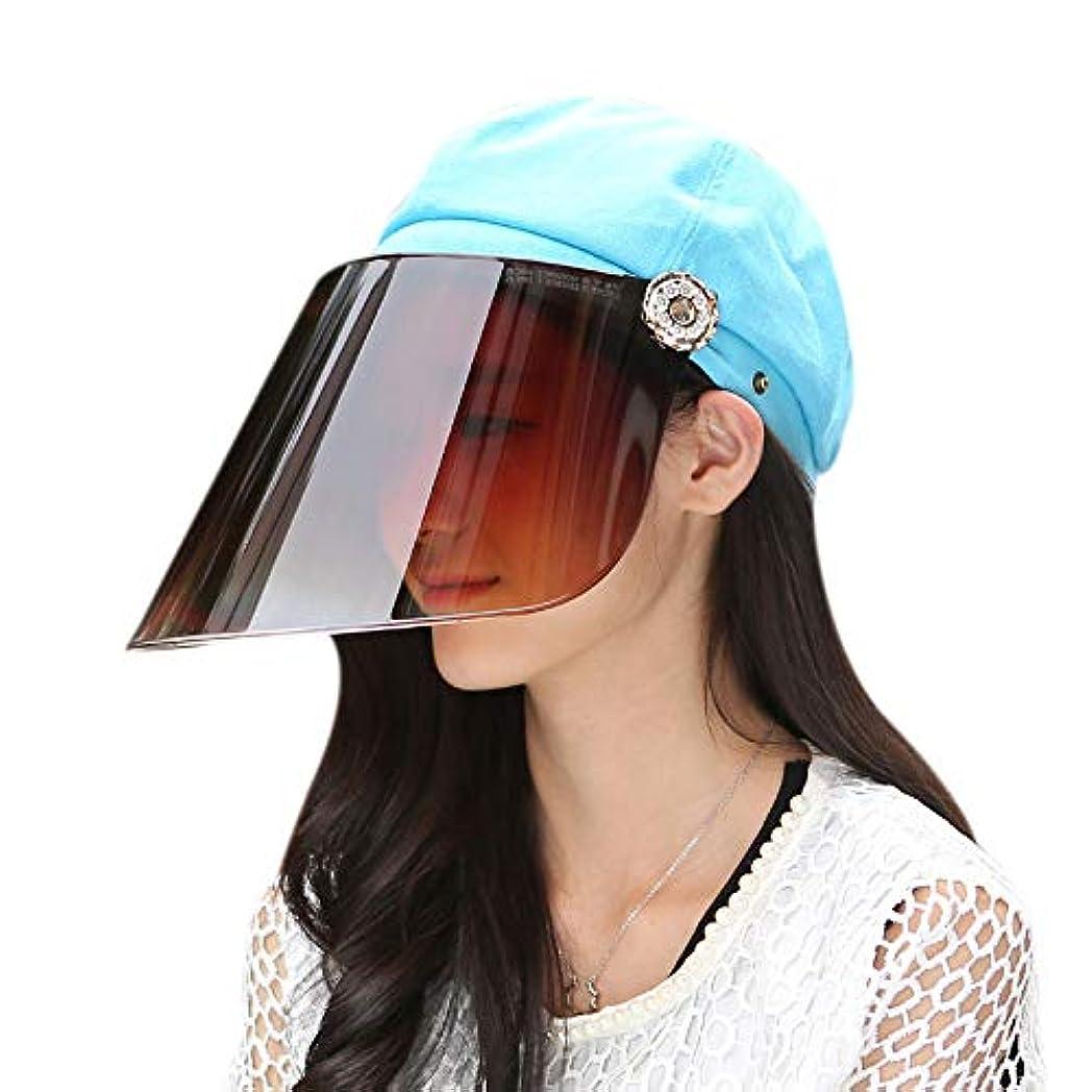 退却アスリートビヨンSODIAL 夏、電動自転車のライディング用日除け帽子、抗パープル外線サンバイザー、ネックのシェード、レンズのキャップ、日焼け止め保護用