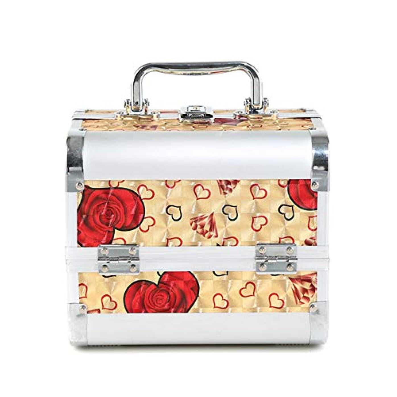 月曜無人出費化粧オーガナイザーバッグ 大容量ポータブル化粧ケース(トラベルアクセサリー用)シャンプーボディウォッシュパーソナルアイテム収納トレイ(エクステンショントレイ付) 化粧品ケース