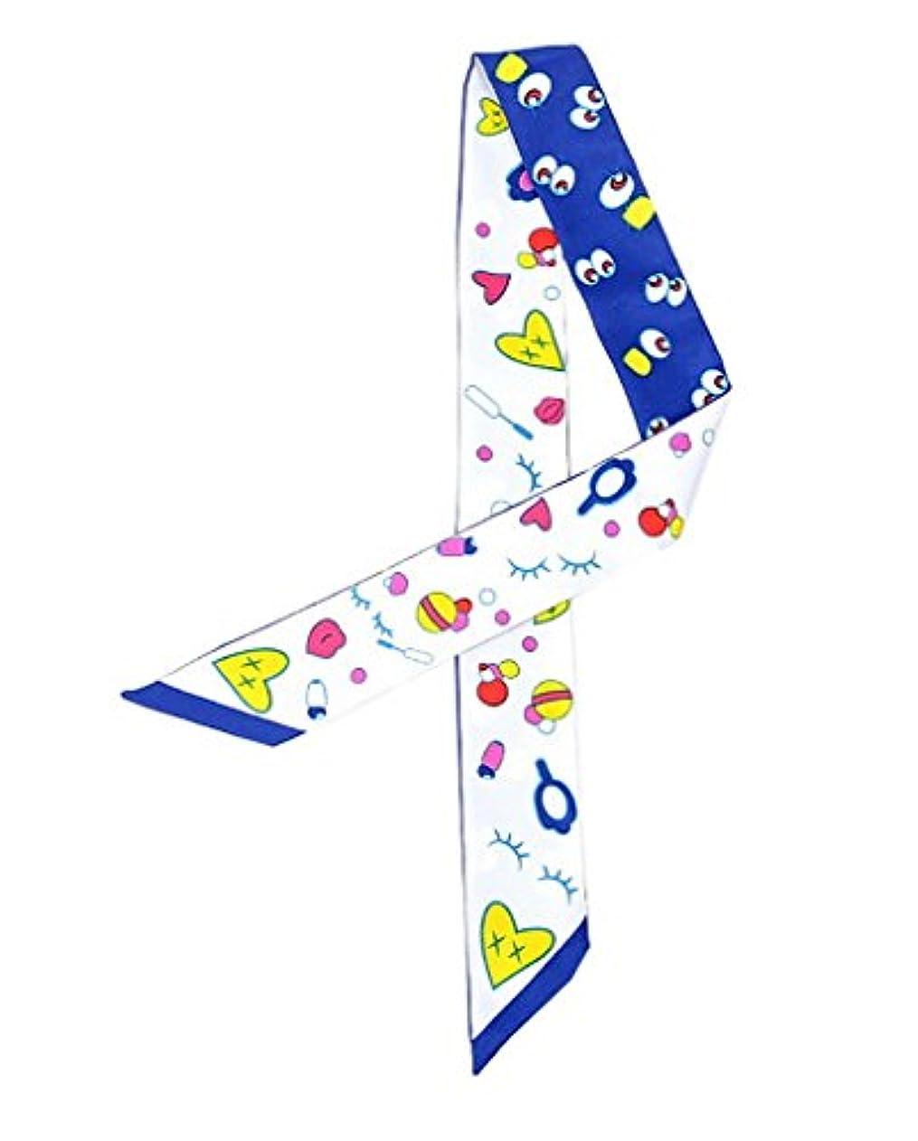 上に築きますホイップホバートCOMVIP アクセサリー バッグ スカーフ バッグ用 巻きつけ レディース ツイリー スカーフ カバン 持ち手 小物 リボンスカーフ