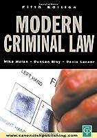 Modern Criminal Law: Fifth Edition
