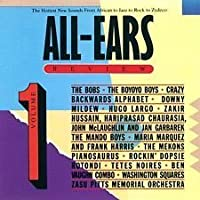 All-Ears Review, Volume 1: The Hottest New Sounds from African to Jazz to Rock to Zydeco by Various Artists