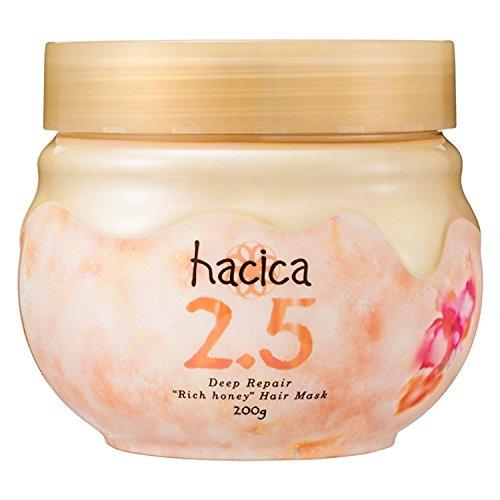 ハチカ ディープリペア 濃蜜ヘアマスク2.5 200g