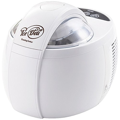 ハイアール アイスクリームメーカー アイスデリ グランド ホワイト 事前冷却不要 JL-ICM1000A