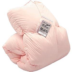 タンスのゲン 羽毛布団 シングルロング ホワイ...の関連商品3