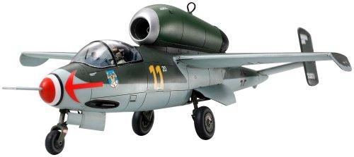 マスターワークコレクション No.72 1/48 ハインケル He162 A-2 サラマンダー 完成品