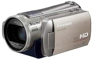 Panasonic デジタルハイビジョンビデオカメラ シルバー HDC-SD200-S
