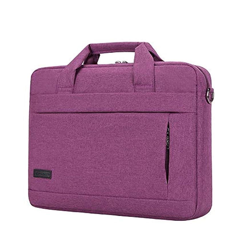 アサート心から保証サドルバッグ ファッションカラーラップトップバッグラップトップバッグ14インチコンピュータバッグ (Color : 3, Size : 14inch)