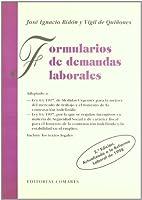 Formularios de demandas laborales
