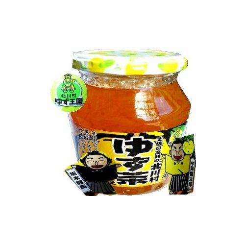 『北川ゆず王国 ゆず茶 柚子茶 570g』の1枚目の画像