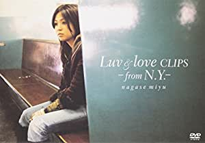 Luv & love CLIPS~from N.Y.~ [DVD]
