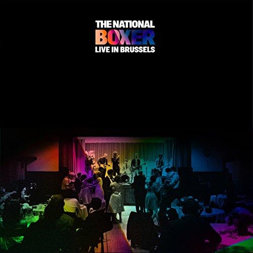 Boxer (Live In Brussels) [帯解説・歌詞対訳 / 国内盤] (4AD0077CDJP)
