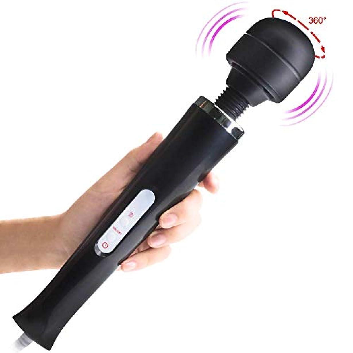 アルバニーメキシコボードピンクの愛 Handheld Magic Wand Massager Multi-Frequency Vibrating Vibrator for Personal Body Massage (Wired)