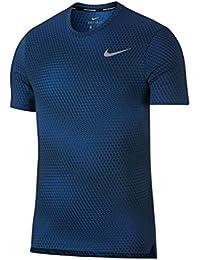 ナイキ スポーツウェア 半袖Tシャツ Essential Miler 928406-403 BL S