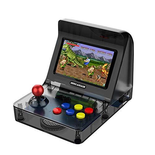 シュミ GEO mini 互換機 アーケード レトロ携帯ゲーム機 内蔵3000種ゲーム