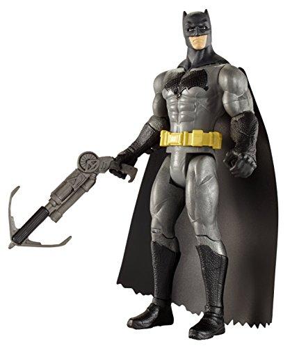 マテル バットマンvsスーパーマン/ジャスティスの誕生 6インチフィギュア グラップネルブラスト バットマン / MATTEL BATMAN v SUPERMAN: DAWN OF JUSTICE GRAPNEL BLAST BATMAN 【並行輸入品】2